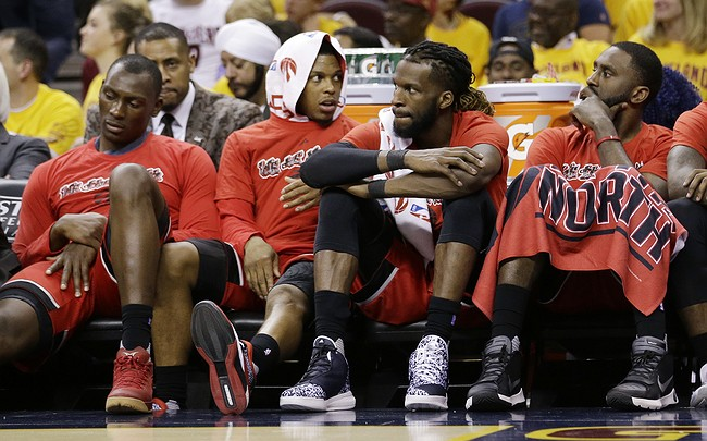 Toronto Raptors Rediscover Claws; Throttle Cavs in Game 3
