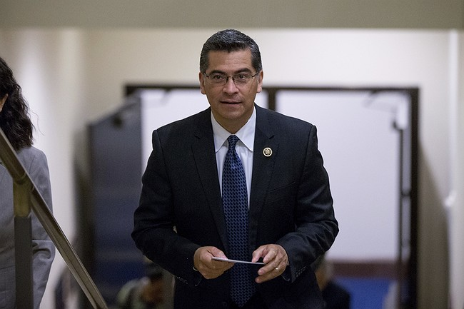 Gov. Brown Names US Congressman California Attorney General