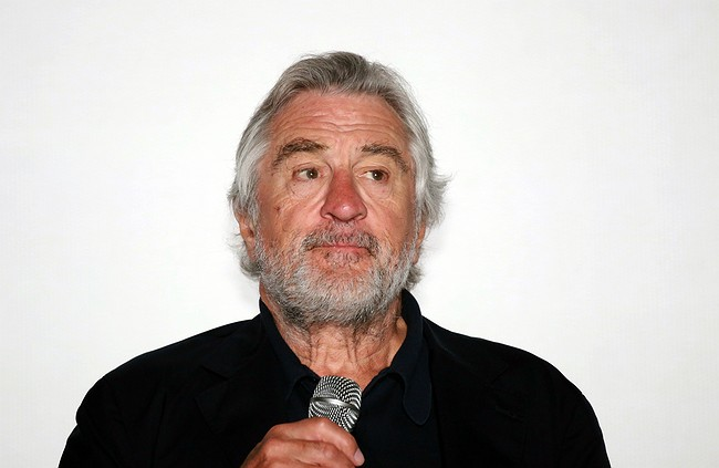 Robert De Niro to open...