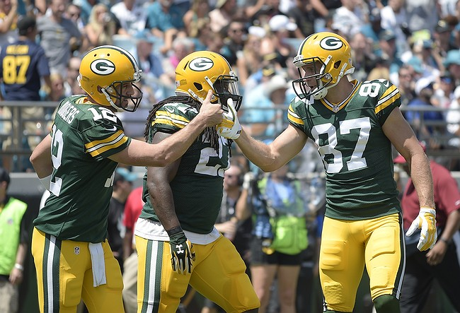 Rodgers not happy with offense, but happy about victory