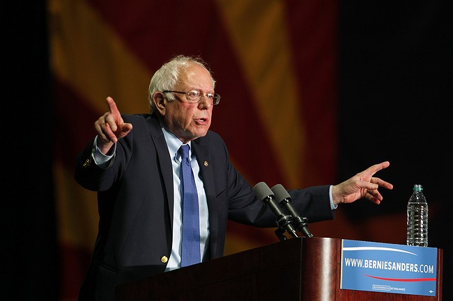 Sanders concedes Missouri Democratic primary