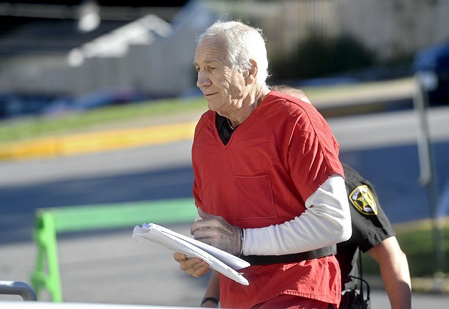 Jerry Sandusky's appeals hearing on sex conviction continues