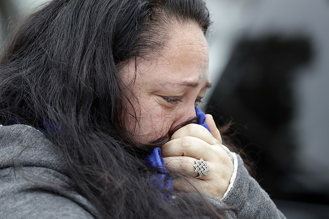 Oakland Fire Victims Texted Loved Ones Before They Died
