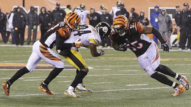 Bengals Killer B Stung Steelers Killer B's Quite A Bit In 2015