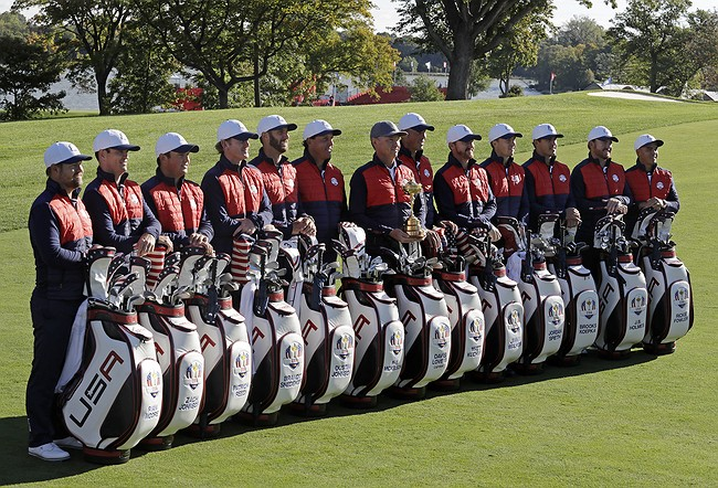 Motivation doesn't always come on the course in Ryder Cup