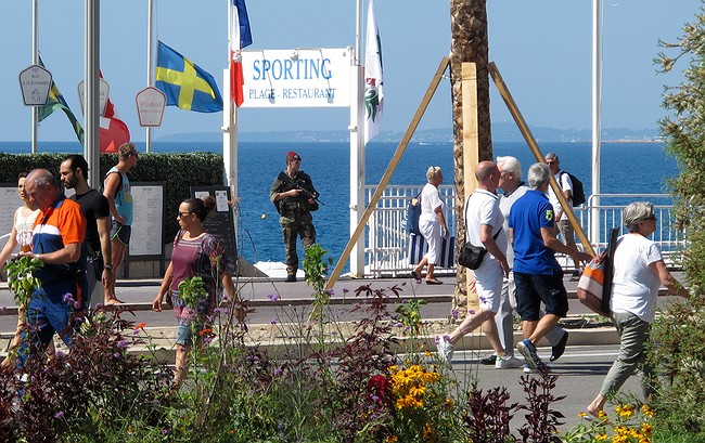 France to debate security as Nice victims still being identified