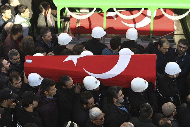 European soccer closes ranks with Turkey after deadly Istanbul attacks