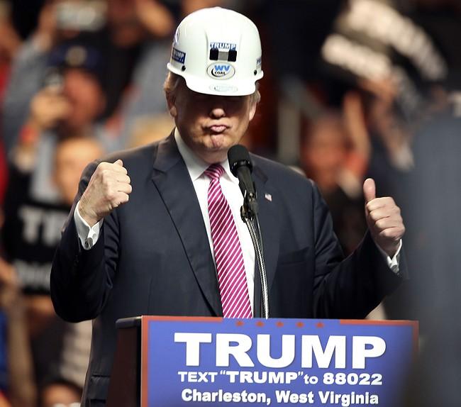 politics endorse trump