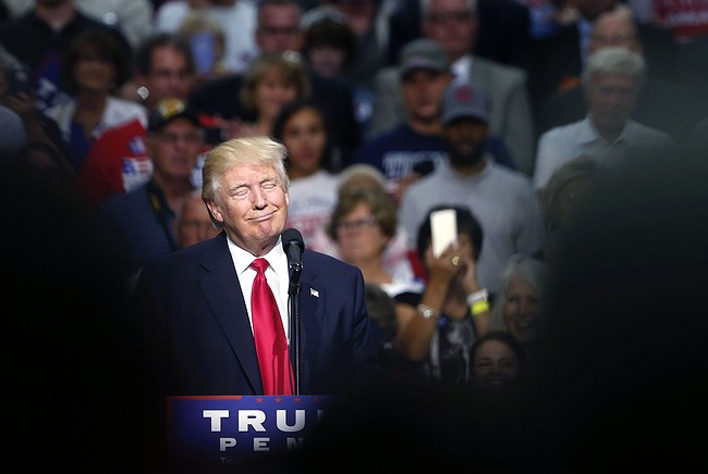 Donald Trump expected to make September campaign stop in Detroit