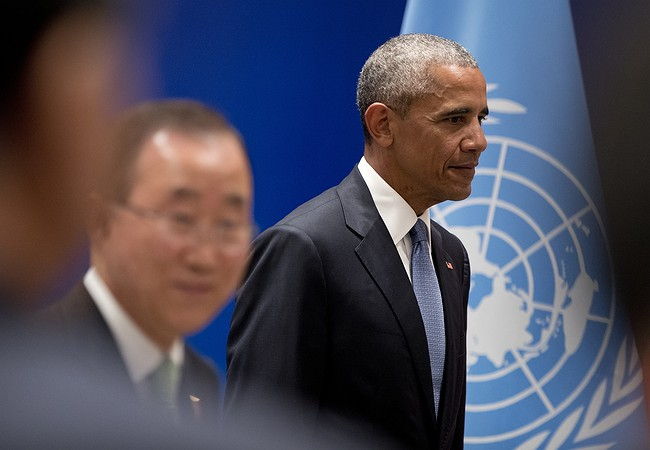 Obama consulting Turkish, British leaders on Islamic State