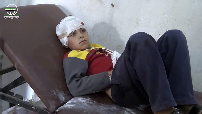 Syrian War: School Children Killed In Idlib Air Strikes