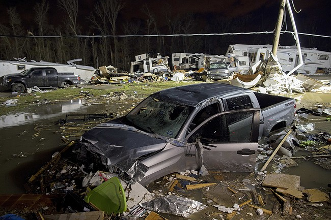 Virginia tornado had winds of up to 165 mph