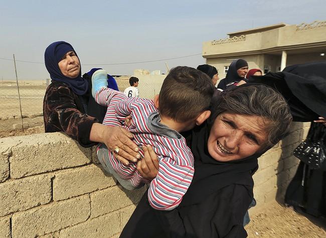 Iraqi Shi'ite militias say offensive toward Tal Afar started