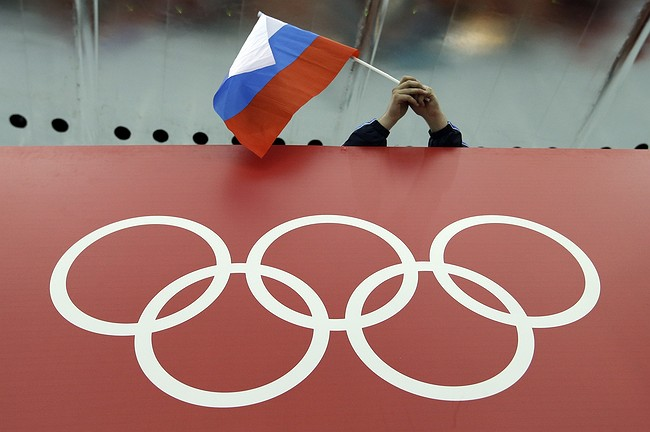 Olympic committee decides against full ban on Russian athletes