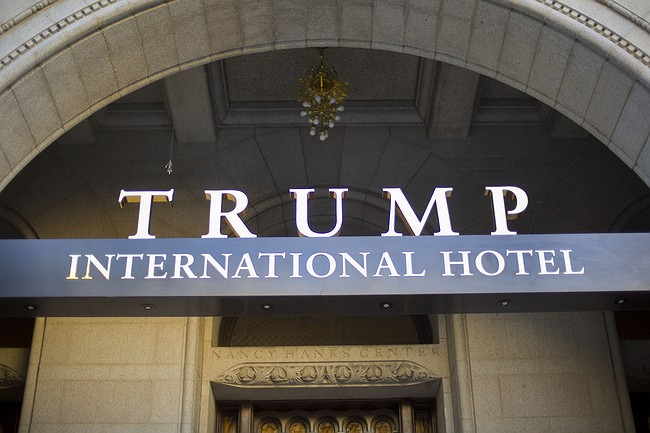 Trump brand loses luster with affluent