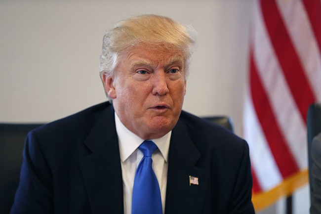 GOP presidential nominee Trump plans major ad buy
