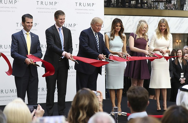 Trump attending hotel opening is good politics, Gingrich says