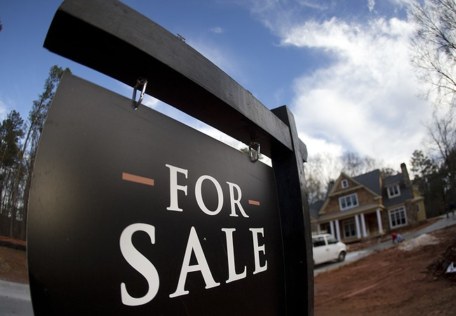 Sales of new homes hit 8-year high in June