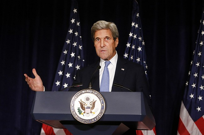 Kerry Faults Russia For Prolonging Syria Conflict