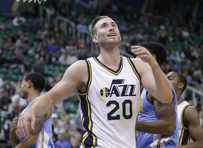 Jazz F Hayward breaks finger, could be out 6 weeks