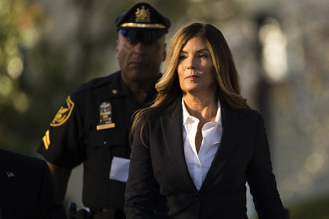 Judge sentences Kathleen Kane to prison for perjury conviction