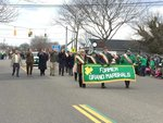 Bayport-Blue Point's 25th Annual St. Patrick's Day Parade