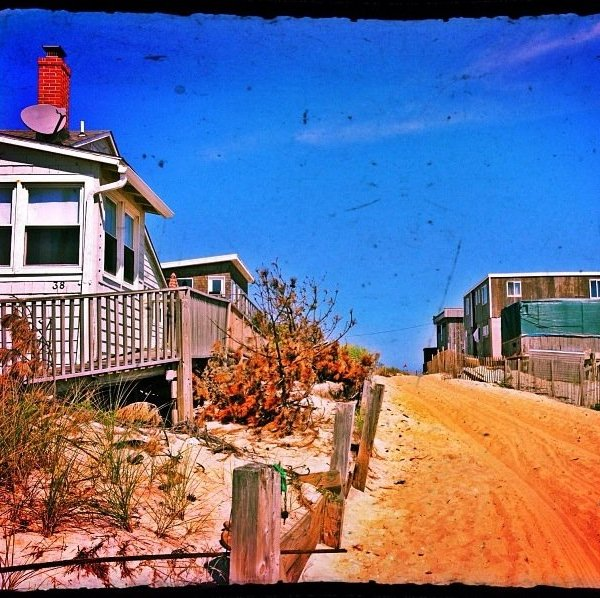 Fire Island Ny: Long Island, New York: Ocean Beach