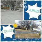 LI's April Fools Day Snow Storm