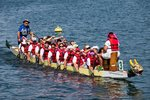 Port Jefferson Dragon Race Festival 2013