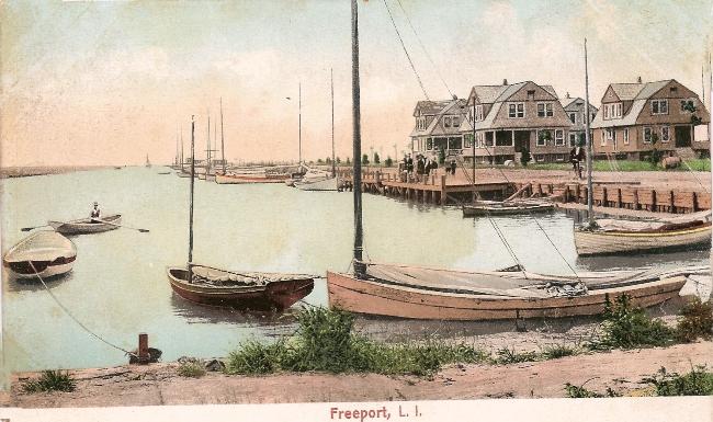 Photo courtesy of the Freeport Historical Society.