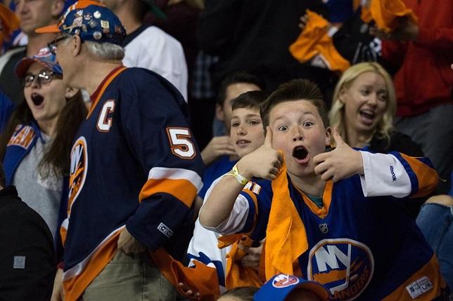 New York Islanders Ticket Packages