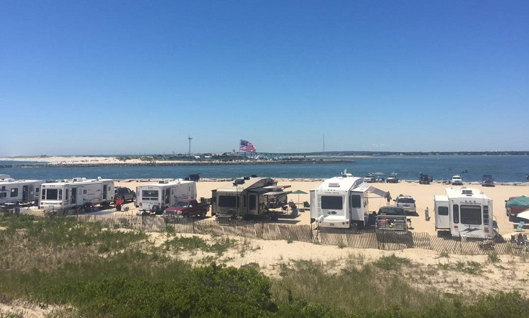 Campgrounds At The Beach Long Island