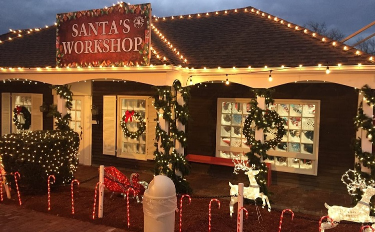 The Annual Christmas Village at One of the Nation's Oldest ...