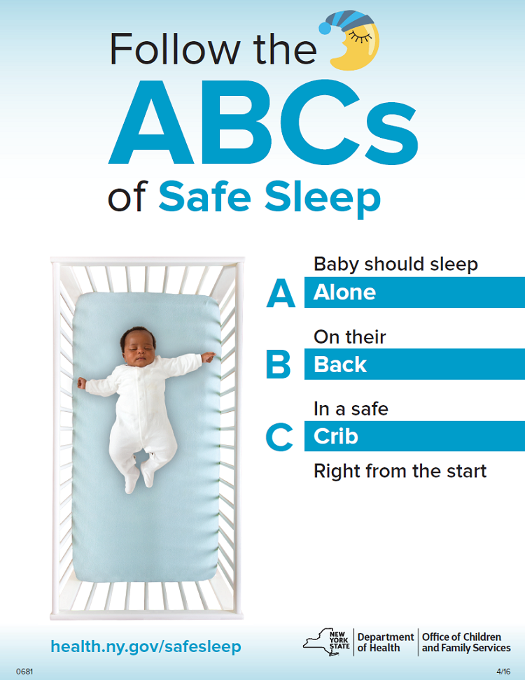 Infant Safe Sleep Practices Are On The Rise In Ny
