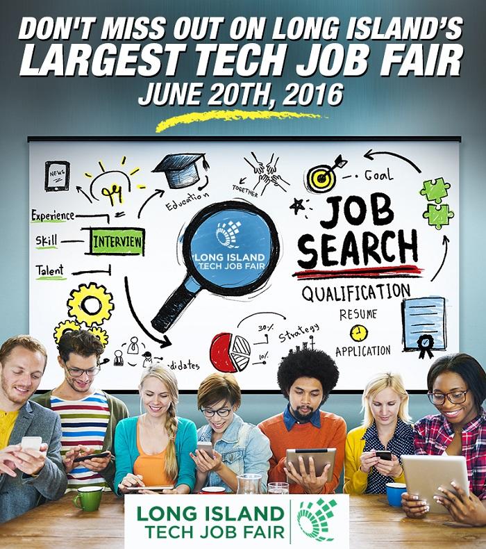 Long Island Job Fair June