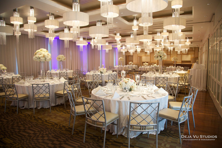 Grand Ballroom At The Allegria Hotel