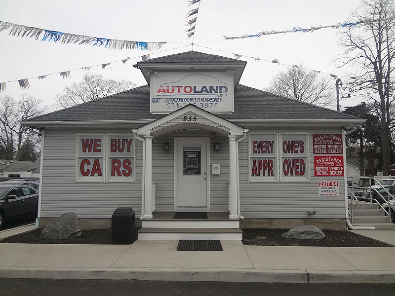 Autoland USA Voted Best Used Car Dealer on Long Island