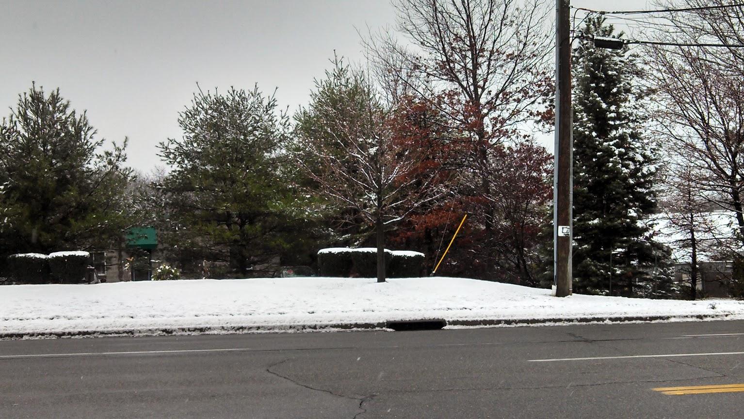 Island Park Snow Accumulation