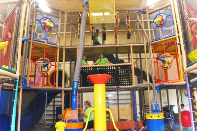 Image gallery indoor play place for Indoor party places for kids