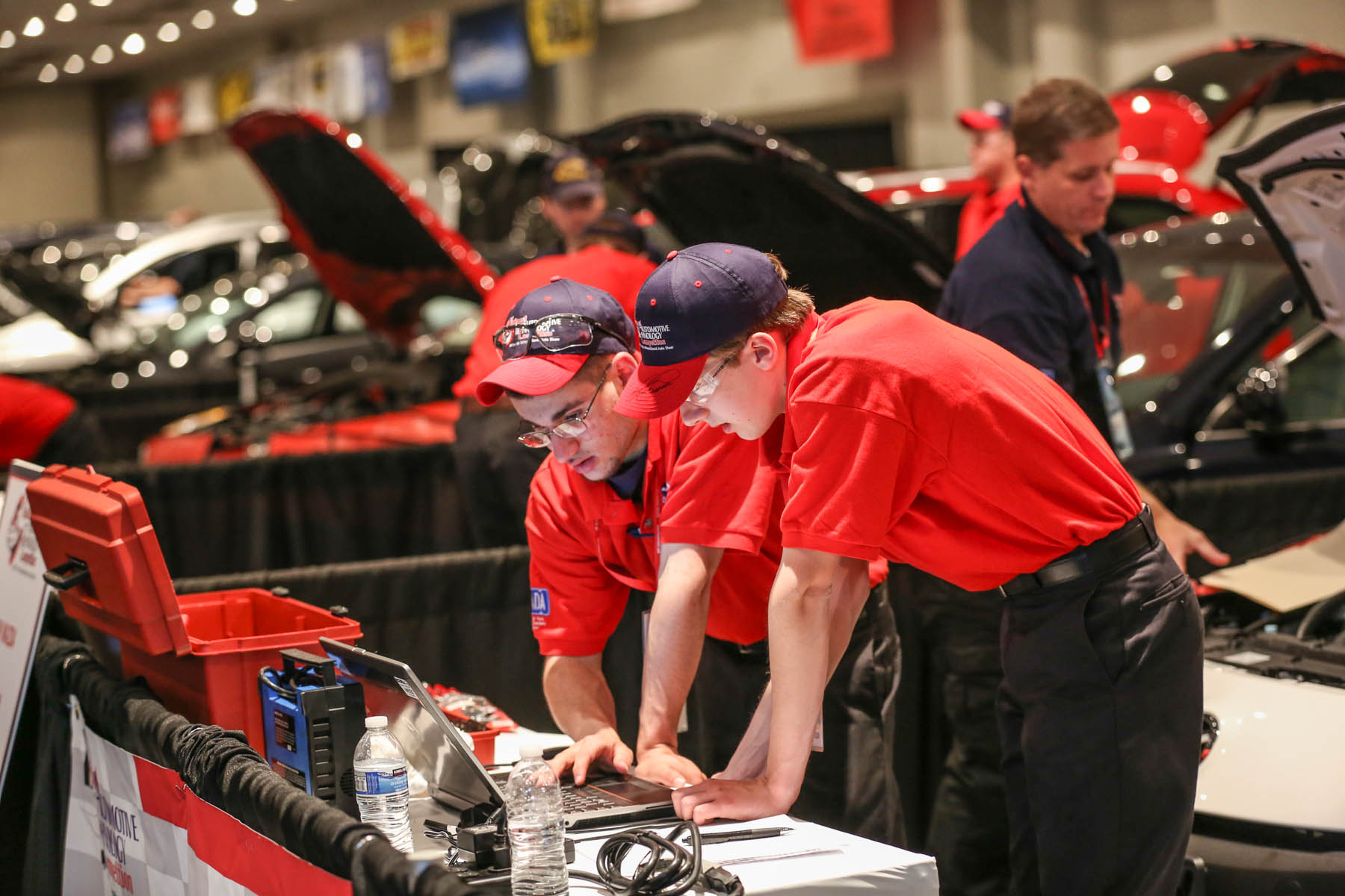 America's Top Auto Technicians: Greater New York High ...