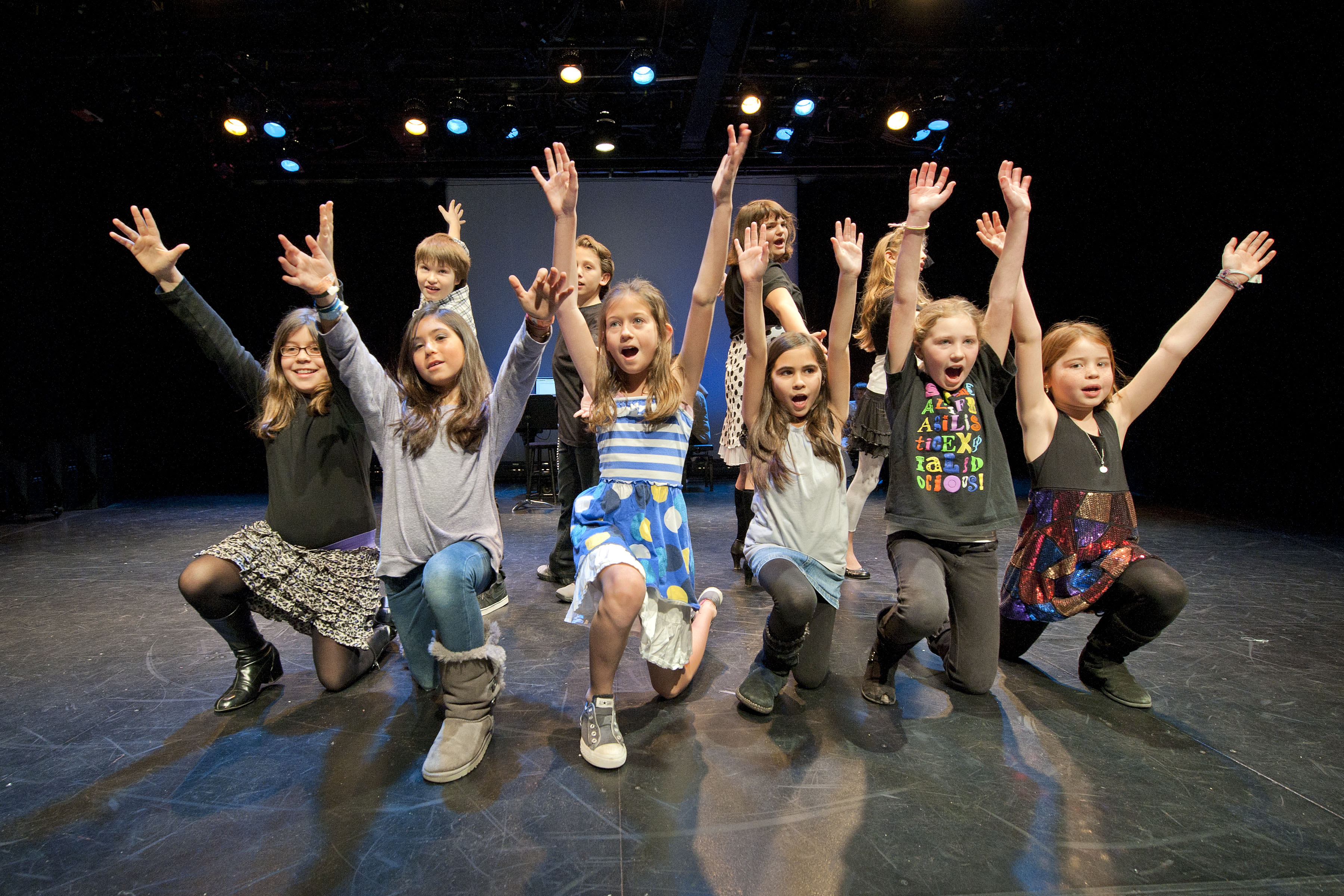 Bay Street Theatre S Kids School Vacation Theater Camp