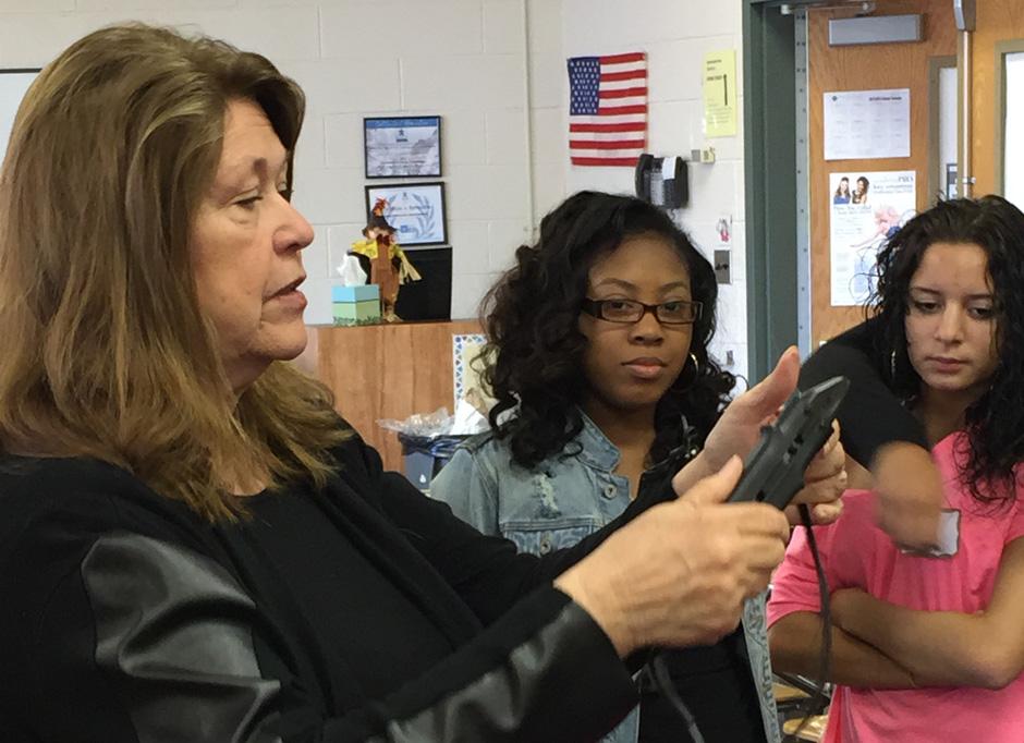 William Floyd High School Cosmetology Students Earn Hair Extension Certification Longisland Com