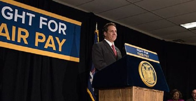 Governor Cuomo Announces Report Detailing Impact of $15 Minimum Wage on Long Island