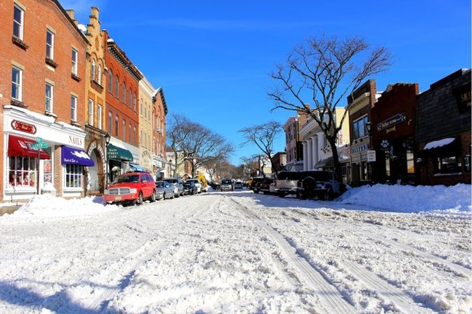 Winter Storm Lexi Snow Totals - Lexi Transforms LI into Winter Wonderland in Time for the Weekend