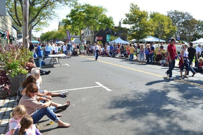 Long Island Festivals Labor Day Weekend