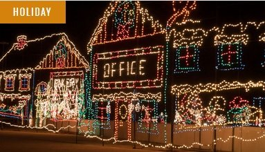 Merry & Bright Winter 2015-2016 Holiday Light Shows on Long Island ...