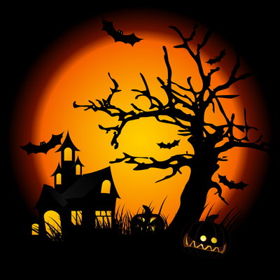 Tuesday 39 s top 10 family friendly haunted houses for House pictures for kids