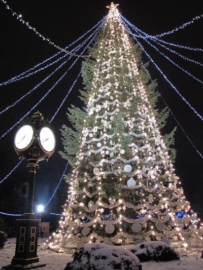 Photos - Local Tree Lighting Ceremonies LongIsland.com
