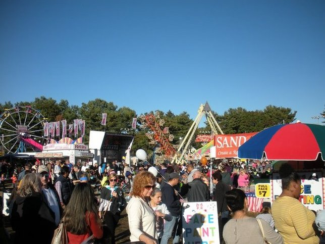 Long Island Concerts October