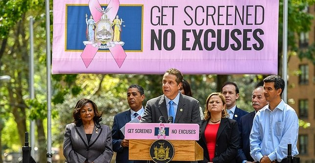 Governor Cuomo Launches Statewide Grassroots Campaign to